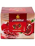 Al Fakher 250g Grenadine Flavor Hookahs By S & L With Free S and L Male and Female Mouth Piece Disposable Tips