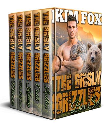 The Grisly Grizzlies: Box Set: The Complete Series (The Grizzly Bear Shifters of Redemption Creek Book 6)