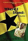 Where I Stand, Nduom, 0595522572