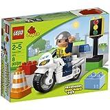 LEGO DUPLO Ville Police Bike - 5679