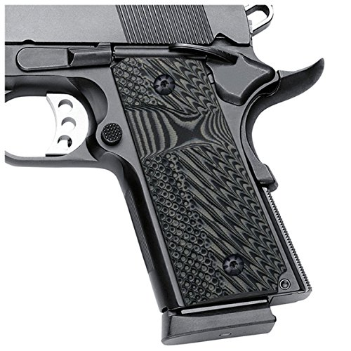 EXEL 1911 Slim Grips, Compact/Officer,Big Scoop,3/16