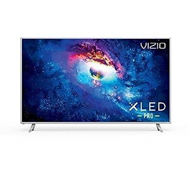 VIZIO P55-E1 1080p Smart HDR XLED TV, 55, Silver (2017)