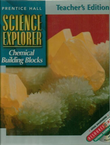 Science Explorer Chemical Building Blocks Online