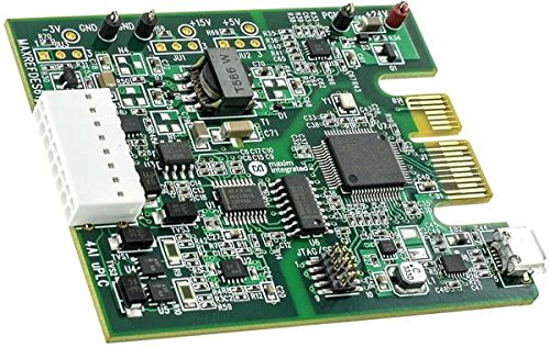 Other Development Tools Micro PLC: 4 channel analog input module
