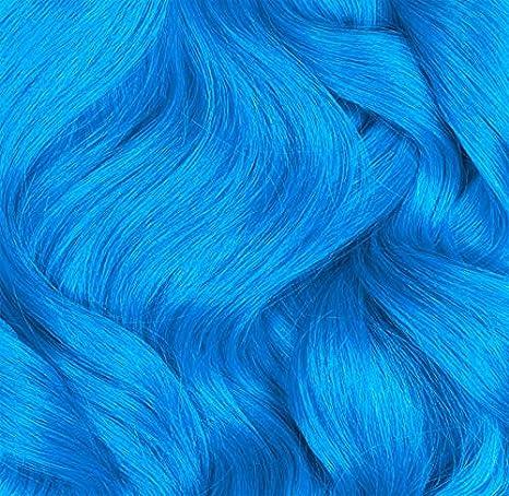 Cyan Sky, tinte para el cabello semi permanente azul - 118 ml ...