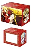 Fate/Extra Last Encore Nero Claudius Red Saber Card Game Character Deck Box Case Holder Collection V2 Vol.584 Anime Girls Art