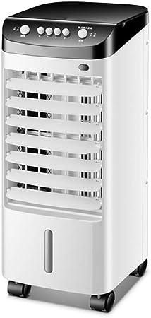 Opinión sobre SXRLFJ Aire Acondicionado Portátil Oscillating Ventilador de Aire Acondicionado Móvil Aire Acondicionado Silencioso (Color : White)