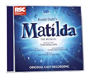 Matilda The Musical London Cast Recording