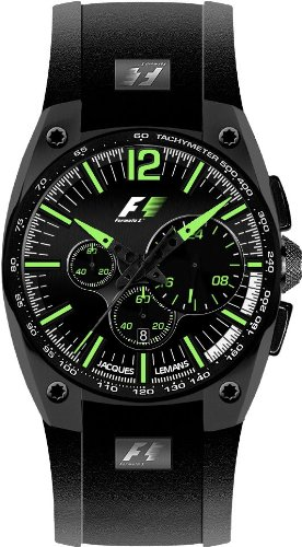 Jacques Lemans Formula 1 Speed-Chrono Nightlight F-5011J Gents Watch