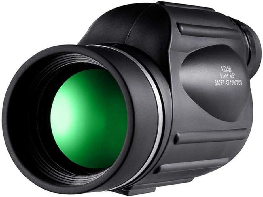 S$S 13X50 telémetro Espejo de pájaro Impermeable con Relleno de nitrógeno monocular de Alta definición de visión Nocturna con Poca luz sin Infrarrojos