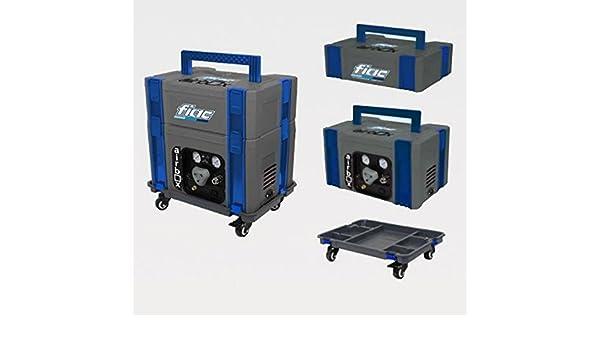 Caja Modular Porta Herramientas con compresor 3 Lt In-Line Fiac ...