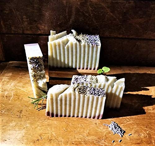 Amazon Com Du Jardin Herb Garden Natural Soap Handcrafted