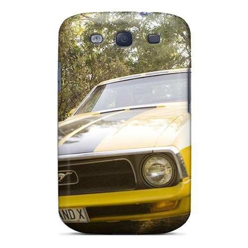 Galaxy Cover Case - Ford Mustang (49) Protective Case Compatibel With Galaxy - Burch Ford