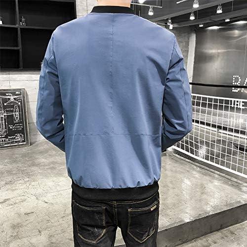 メンズ ジャケット 防風 薄手 長袖 ブルゾン カジュアル ストリート アウター おしゃれ 春 秋