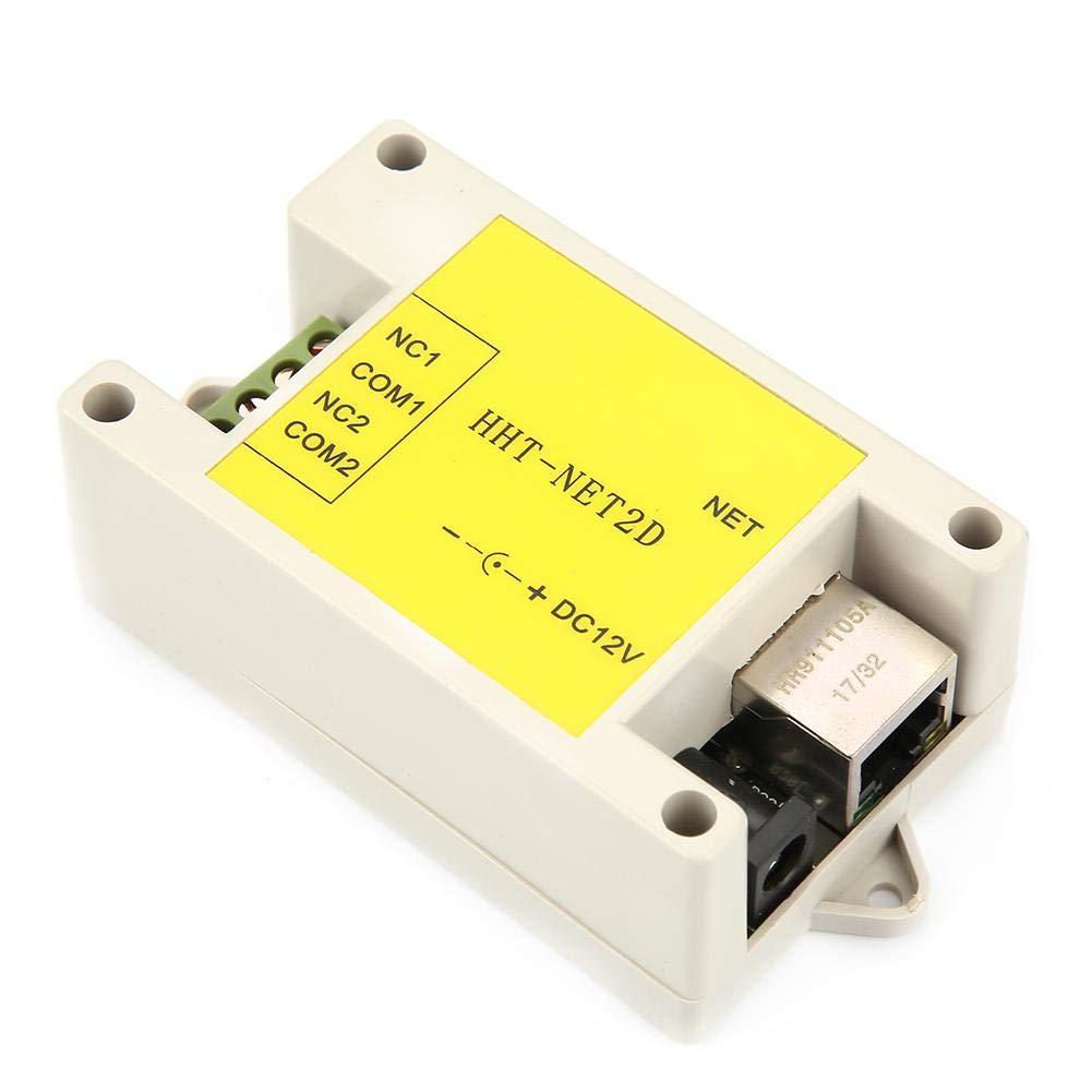 IP Netzwerk Relay Modul 2-Kanal Ethernet IP Netzwerk Relay Switch Modul Internet Watchdog Fernbedienungsmodul