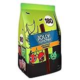 JOLLY RANCHER Halloween Candy, Lollipops, 180 Count