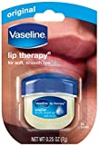 Cheap Vaseline Lip Therapy Original, .25 oz (Pack of 12)