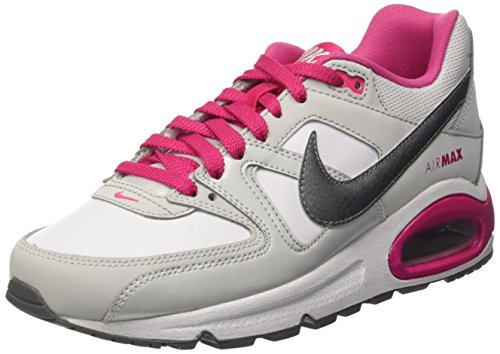 5880a8584639 Nike Gradeschool Air Max Command (GS) White Grey Pink 407626-111 4 - Buy  Online in UAE.