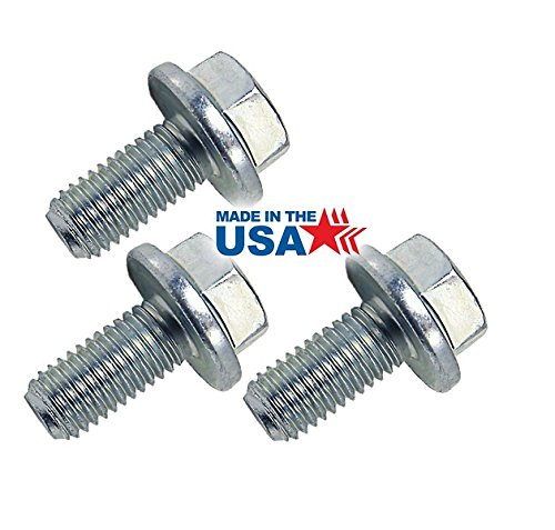 HD Switch (3 Pack) John Deere Blade Bolt 19M7788-12mm x 25mm - 10.9 Grade - Made in USA Compatible with John Deere