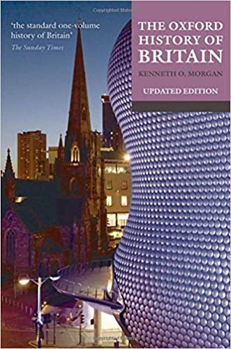 The Oxford History Of Britain por Kenneth O. Morgan epub