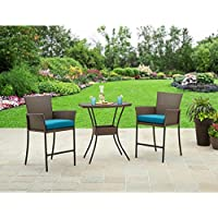 3-Pcs. Better Homes and Gardens Fairfield Bay Balcony Bistro Set