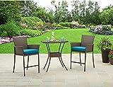 Kmart Bathroom Sets Better Homes and Gardens Patio Furniture Fairfield Bay 3-Piece Balcony Outdoor Bistro Set