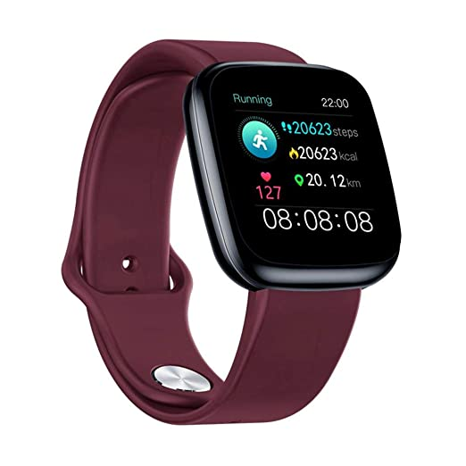 certainoly Zeblaze Crystal 3 Smart Watch Heart Rate Blood Pressure ...