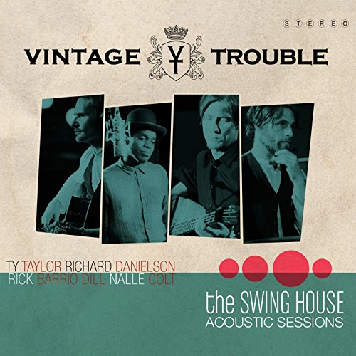 The swing house acoustic sessions by vintage trouble on for Vintage house music