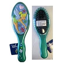 Disney Fairies 3D Green Tinkerbell Hair Brush - Tinkerbell Brush