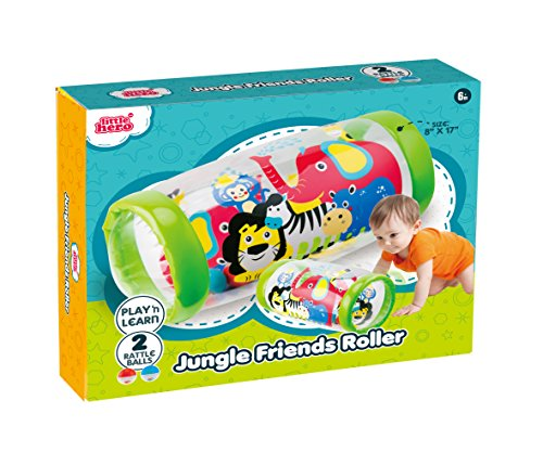 CILINDRO INFLABLE ' JUNGLA '