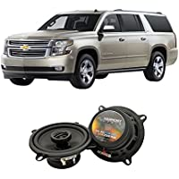 Fits Chevy Suburban 2007-2014 Rear Door Factory Replacement Harmony HA-R5 Speakers