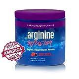Cheap L-Arginine Infusion Cardio Health 5,000mg L-arginine, 1,000mg L-citrulline, CoQ10, & AstraGin net wt. 11 oz (309 g)