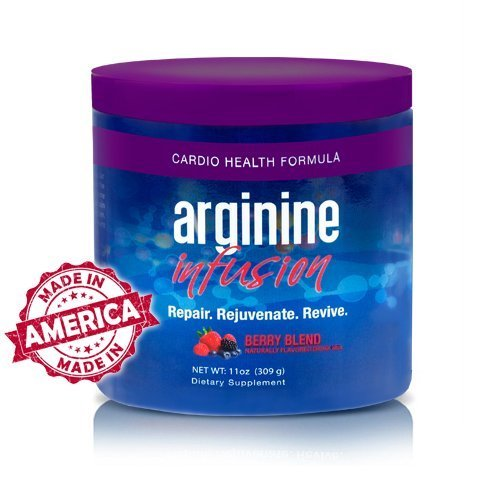 Top 9 cardio health arginine infusion