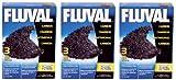 Fluval Carbon Nylon Bags for Aquarium, 100gm, 9-Pack