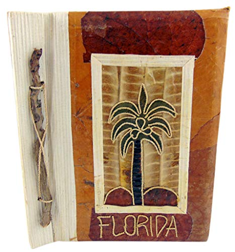 (Westman Works Palm Tree Beach Vacation Florida Photo Album 9 Inches)
