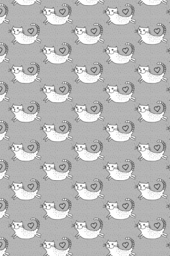 Download Journal Notebook For Cat Lovers Flying Cats Pattern 7: 110 Page Lined and Numbered Journal With Index Pages In Portable 6 x 9 Size, Perfect For ... (Noteworthy Series Lined) (Volume 62) pdf