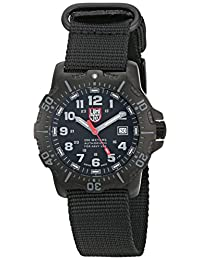 Luminox Men's 4221.CW ANU 4200 Series Analog Display Analog Quartz Black Watch