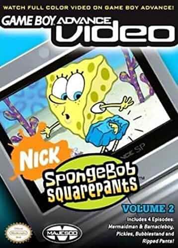 Amazon.com: SpongeBob SquarePants, Vol. 2: Video Games