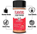 Beaumont Basics Flavors Food Topper and Gravy for