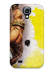 Defender Case With Nice Appearance (street Fighter Vega ) For Galaxy S4