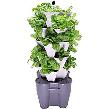 Amazon.com : Garden Tower 2 - The Composting 50 Plant Organic ...