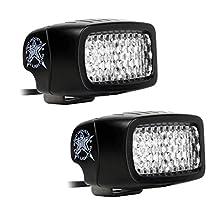 Rigid Industries 980003 SR-M Series LED Back Up Light