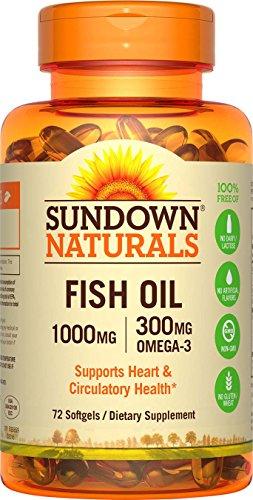Fish Oil Tabs - 2