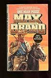 One Man Posse, Max Brand, 0425111296