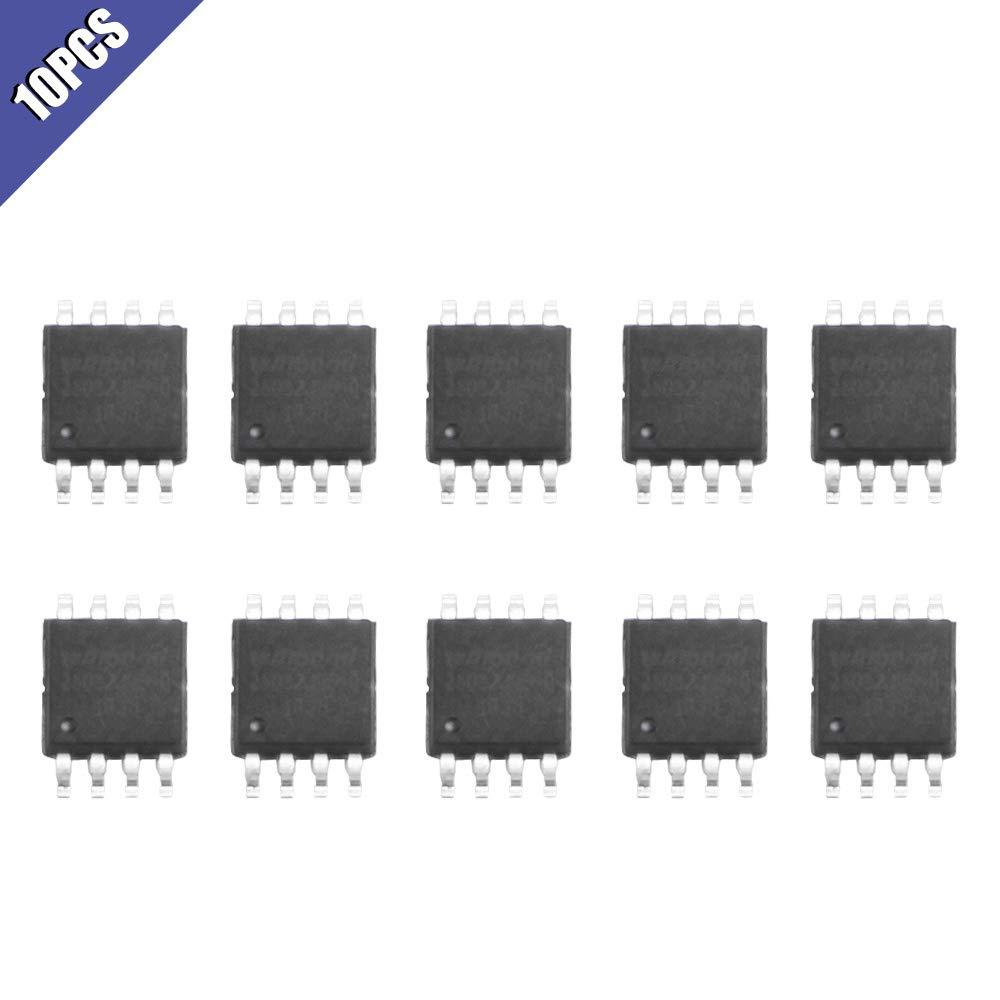 10pcs W25Q32FVSSIG W25Q32FVSIG 25Q32FVSIG 4M Memory Flash SOP-8 SMD