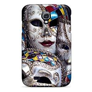 Waterdrop Snap-on Venicemask2 Case For Galaxy S4 by runtopwell