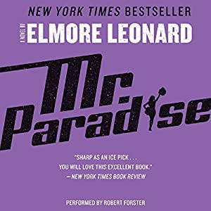 Mr. Paradise Audiobook