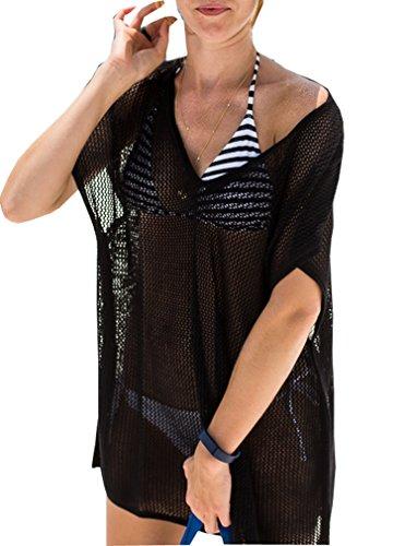 mesh beach dress - 4