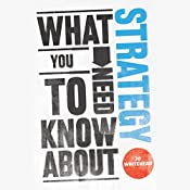 What You Need to Know About Strategy | Jo Whitehead