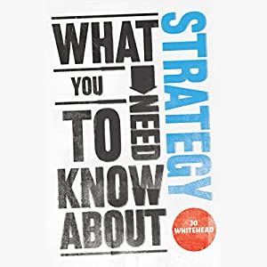 What You Need to Know About Strategy Audiobook